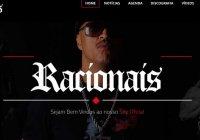 Website Oficial dos Racionais MC's