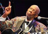 Adeus, B.B. King!