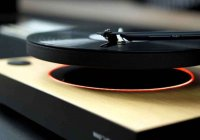 O Vinyl que Levita