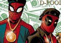 Arte Marvel Inspiradas em Álbuns Icônicos do Hip-Hop