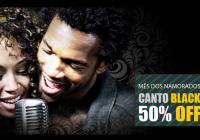 Academia de Black Music Concede 50% no Curso de Canto Black