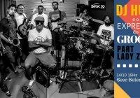 DJ Hum e o Expresso do Groove no Sesc Belenzinho