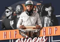 Sorry Drummer & Friends Apresentam Hip Hop Origens na Galeria Olido