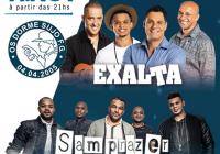 Em Novembro Têm DJ Cris ODS, Exalta Samba, Samprazer e Brilho de Neon na Brinco da Marquesa