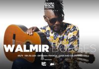 Domingo tem Samba Rock Plural Com Show de Walmir Borges