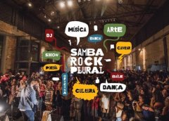 Dia 04 de Março Tem Samba Rock Plural na Casa das Caldeiras