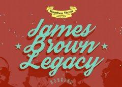 17 de Maio Tem James Brown Legacy No Bourbon Street