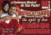 Dia 09 De Junho Tem Baile Dos Namorados Da Musicaliando Na Casa De Portugal