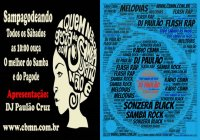 (Estréia) Sábado Tem Sampagodeando E Sonzera Black Na Rádio CBMN