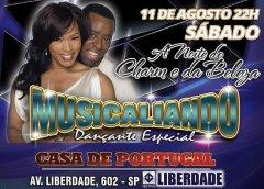 Musicaliando Apresenta A Noite Do Charme E Da Beleza Na Casa De Portugal