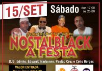 15 De Setembro Tem Nostalblack A Festa