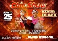 Sábado tem Chic Show No Clube Indiano