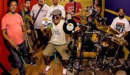 Assista Agora: DJ Hum e O Expresso do Groove   Programa Instrumental Sesc Brasil