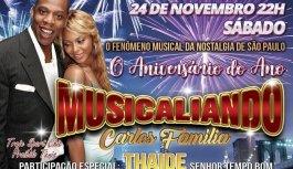 Dia 24 De Novembro Tem Aniversário Da Equipe Musicaliando Na Casa De Portugal
