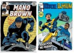 Galera Do Rap Nacional Vira Quadrinhos E Ganha Exposição Em São Paulo