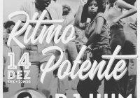 Ritmo Potente: Dia 14 De Dezembro Tem DJ Hum E DJ Lula Superflash No Boteco Prato Do Dia