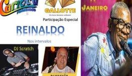 Dia 19 De Janeiro Tem Equipe Gallotte E Reinaldo No Carioca Pinheiros