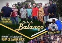 Dia 13 De Janeiro Tem Roda De Samba Rock Na Várzea Com O Clube Do Balanço E DJ Paulão Cruz
