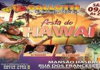Dia 09 de Fevereiro Tem Festa do Hawaí Na Mansão Hasbaya
