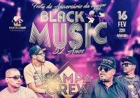 Dia 16 Tem Festa de 52 Anos Da Equipe Black Music No XI Paulista