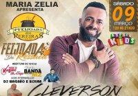 Dia 09 De Março Tem Samba Da Banda Maria Zélia E Cleverson Luiz No Feijoada Da Ressaca