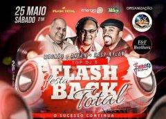 Dia 25 De Maio Tem Flash Back Total No Clube Dos Bancários