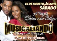 Dia 10 De Agosto Tem A Noite Do Charm E Da Beleza Com A Musicaliando Na Casa De Portugal
