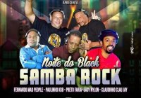 Dia 10 De Agosto Tem A Noite Do Black Samba Rock Na Casa De Nassau