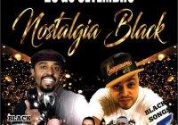 Dia 28 De Setembro Tem Nostalgia Black No Primos Lounge Beer