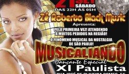 Dia 21 De Setembro Tem Musicaliando No XI Paulista