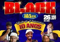 Dia 26 De Outubro Tem Festa De 10 Anos Do Black 105 Na Casa De Portugal