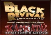 Dia 05 De Outubro Tem Black Revival Com A Equipe Kaskatas No Clube Primeiro De Maio