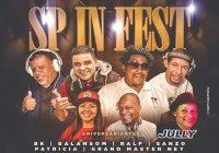 Dia 09 De Novembro Tem Estréia Do SP IN Fest Na Casa De Nassau