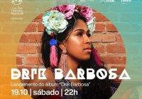 Dia 19 De Outubro Tem Show De Lançamento Do Novo Álbum De Drik Barbosa Na Casa Natura Musical