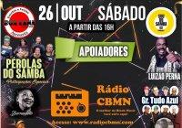 Dia 26 De Outubro Tem Projeto Vem Pro Samba No S.A.C.I.