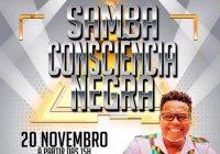 Dia 20 De Novembro Tem Samba Da Consciência Negra No Cruz Da Esperança