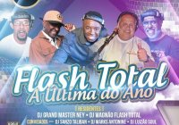 Dia 13 De Dezembro Tem A Última Festa Do Ano Do Flash Total