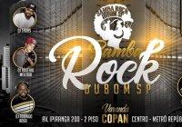 Dia 31 De Janeiro Tem Samba Rock DUBOM SP No Varanda Copan
