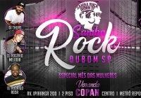 Dia 27 De Março Tem Samba Rock DUBOM SP Especial Mês Das Mulheres No Varanda Copan