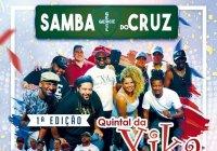 Dia 29 De Fevereiro Tem O Tradicional Samba Do Cruz